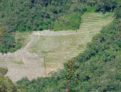 Camino Inca a Machupicchu clásico