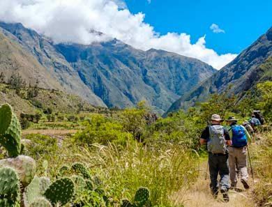 Camino Inca 5 días / 4  noches