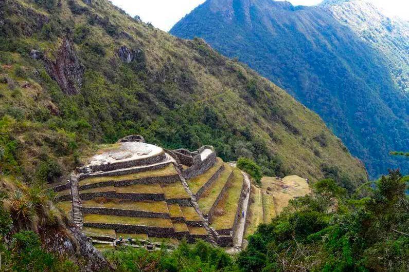 trekking camino inca a machupicchu