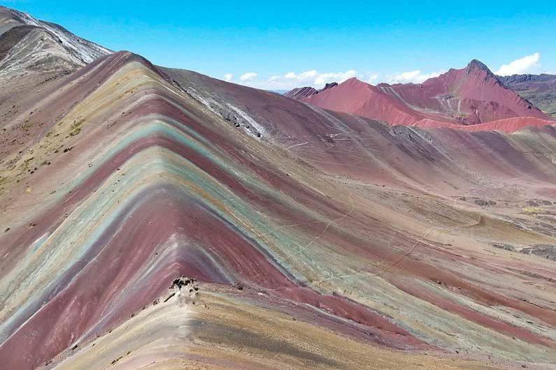 montaña de 7 colores vinicunca cusco
