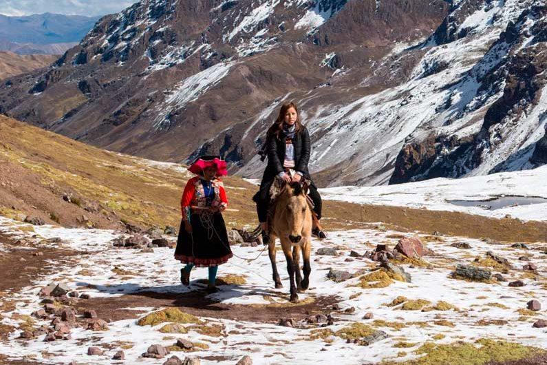 tour a la montaña de colores vinicunca cusco