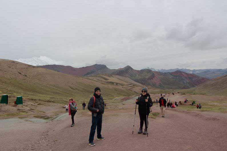 Tour full day a la montaña de colores
