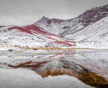 ¿Qué llevar en tu visita a la Montaña de Colores?