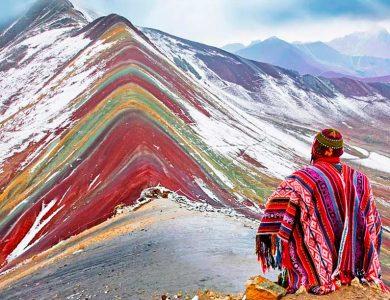 Vinicunca Montaña de 7 Colores Cusco
