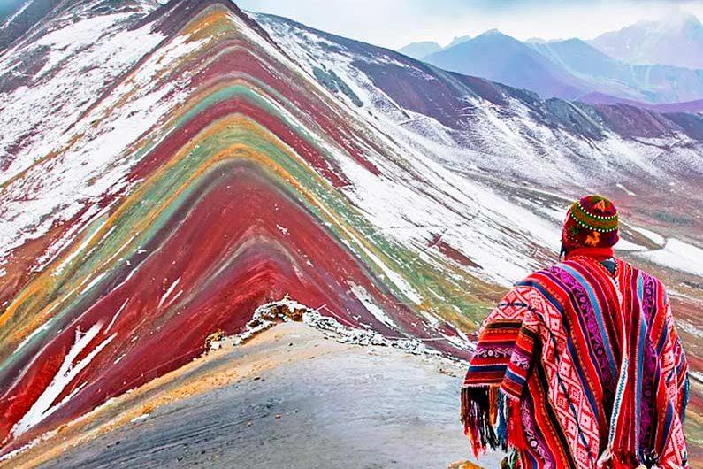 montaña de 7 colores cusco