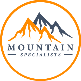 Logo Mountain specialist